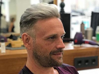 Color rubio caballero - Pablo peluqueros