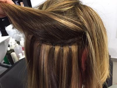 Extensiones rubias para mujer en Valencia - Pablo peluqueros