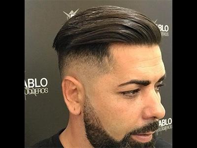 Keratina caballeros en Valencia - Pablo peluqueros