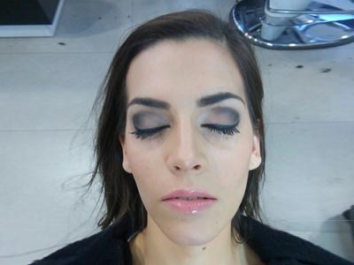 Maquillaje degradado en Valencia - Pablo peluqueros