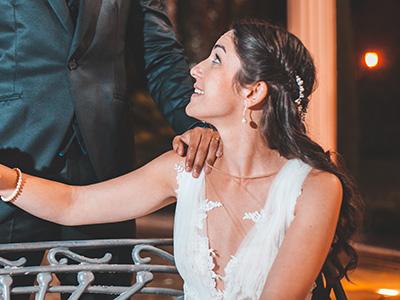 Maquillaje y peinado de novia en Valencia - Pablo peluqueros