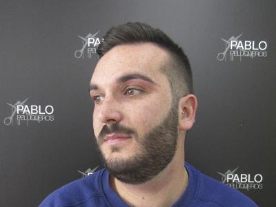 Barbero Valencia - Pablo peluqueros