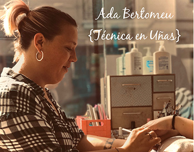 Ada Bertomeu - Técnica en Uñas - Pablo Peluqueros