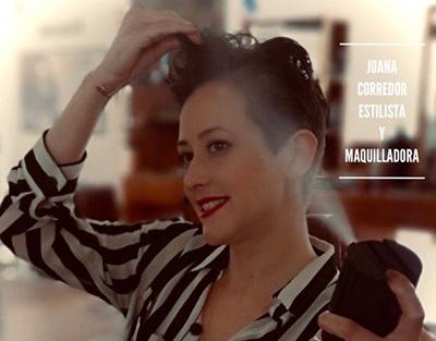 Joana Corredor - Estilista - Maquilladora - Pablo Peluqueros