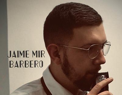 Jaime Mir - Barbero - Pablo Peluqueros