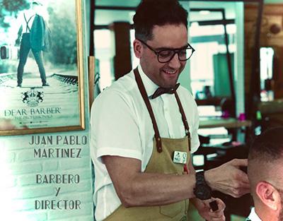 Juan pablo martinez - Pablo Peluqueros