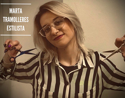 Marta Tramolleres - Estilista - Pablo Peluqueros