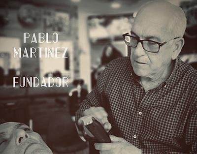 Pablo martinez - Pablo Peluqueros