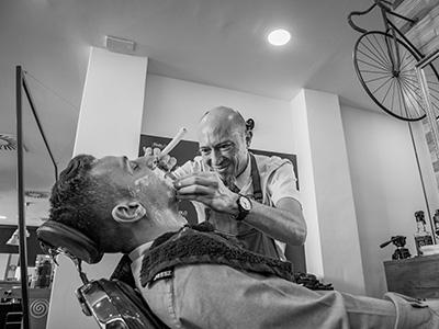 Barbería novio Valencia - Pablo Peluqueros