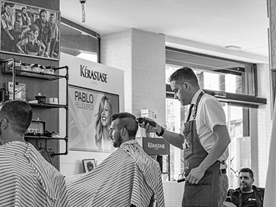 Corte cabellero para novios en Valencia - Pablo Peluqueros