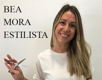 Bea mora - Estilista - Pablo Peluqueros