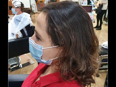 Corte de pelo mujer en Campanar - Valencia - Pablo peluqueros