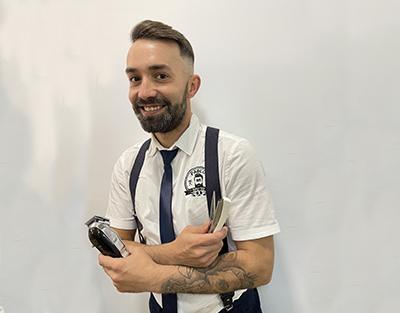 Alberto Rodríguez - Barbero - Pablo Peluqueros